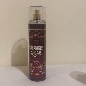 Bath & Body Works Raspberry Sugar Spray Mist